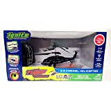 Ignite falcon Flyer BlackHawk Radio Control 3.5 Channel Helicopter R/C