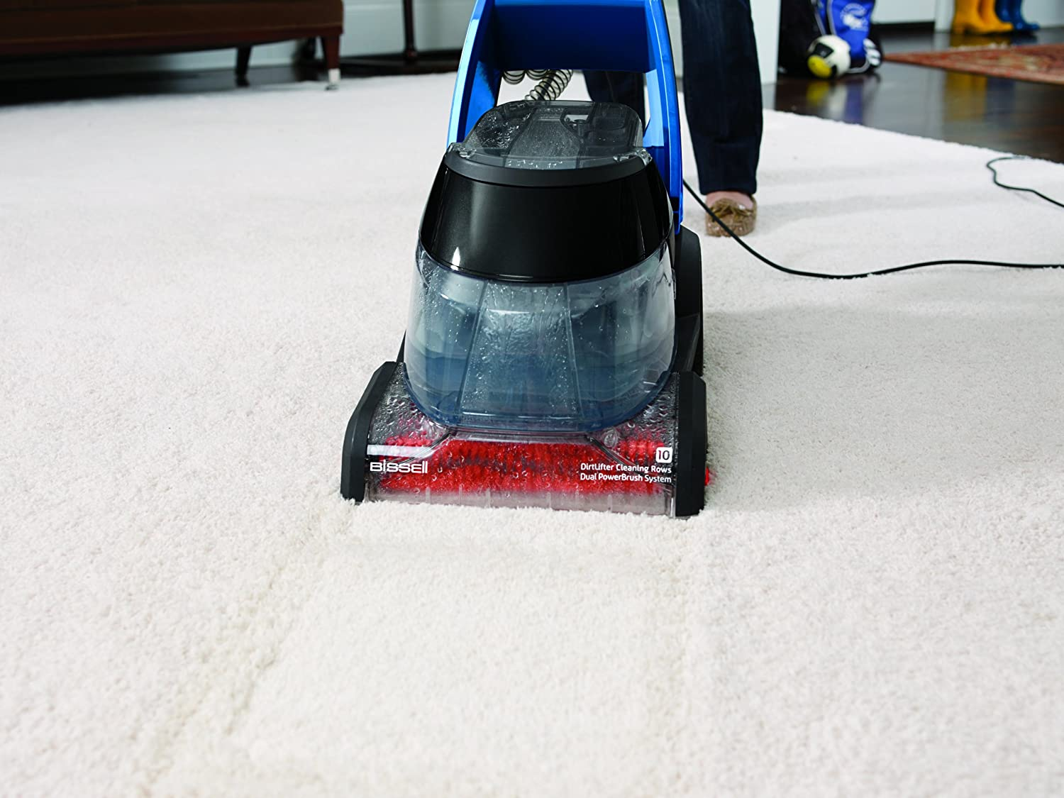 Carpet steam cleaner reviews