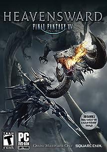 FINAL FANTASY XIV: Heavensward - Windows: PC     - Amazon com