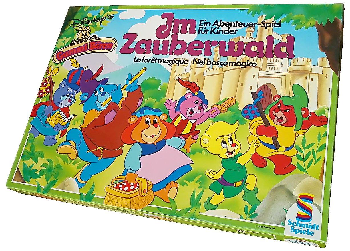 Gummi Bären im Zauberwald Disney - Schmidt Spiele