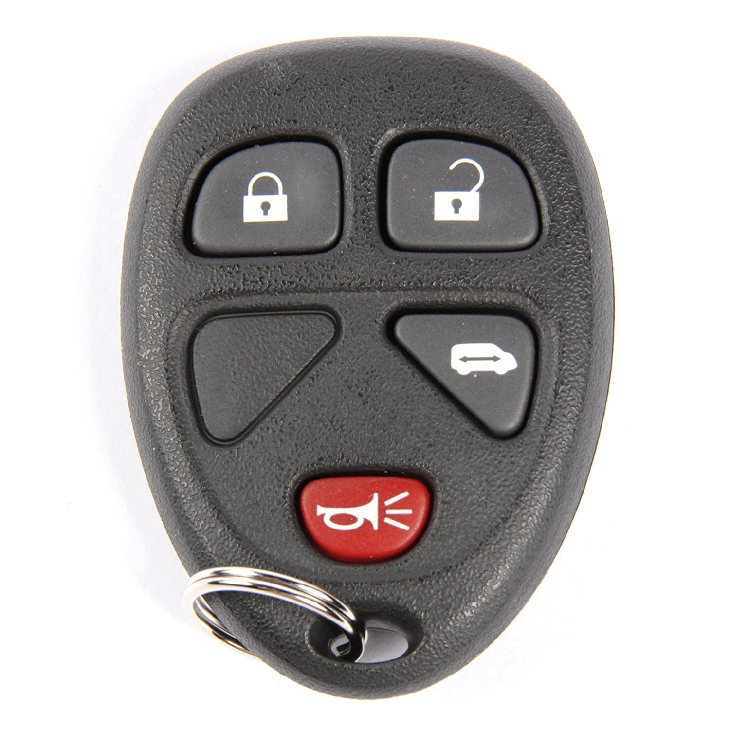 ACDelco 15100812 GM Original Equipment 4 Button Keyless Entry Remote Key Fob
