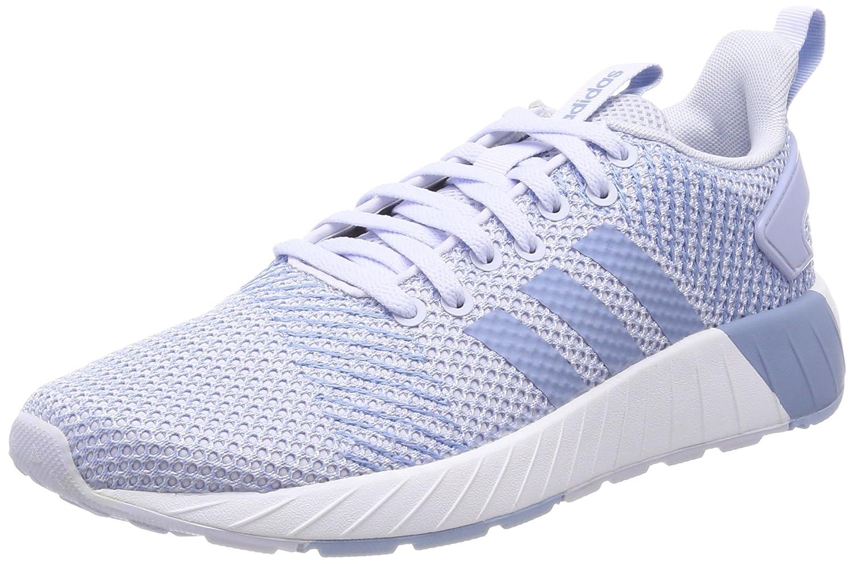 adidas Damen Questar BYD Sneaker  41 1/3 EU|Blau (Aero Blue/Ash Blue/Aero Blue)