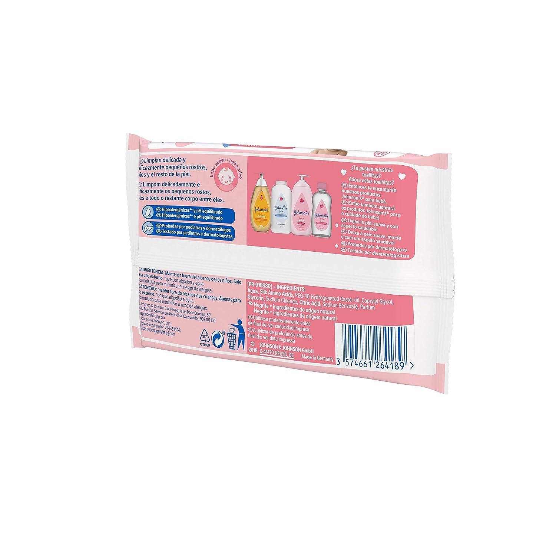 Paquete de toallitas h/úmedas HiPP Babysanft de 12 12 x 56 piezas
