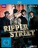 Ripper Street - Staffel 3 - Uncut Version [Blu-ray]