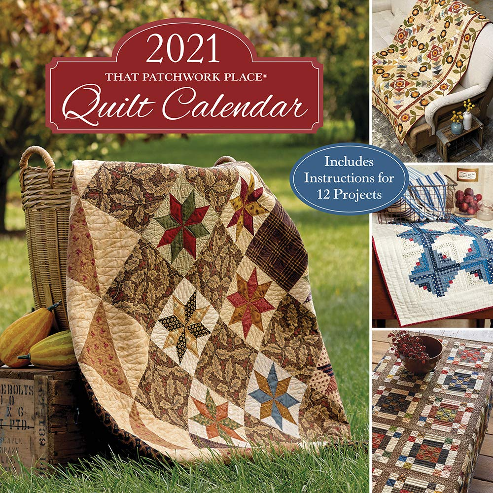 Image for 2021 That Patchwork Place Quilt Calendar