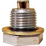 Magnetic Drain Plug for 1989-93 2002-09 5.9l /& 2007.5-16 6.7l Dodge Cummins