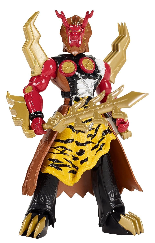 Power Rangers Dino Charge - Figura Villain Furia de 12.5 cm ...