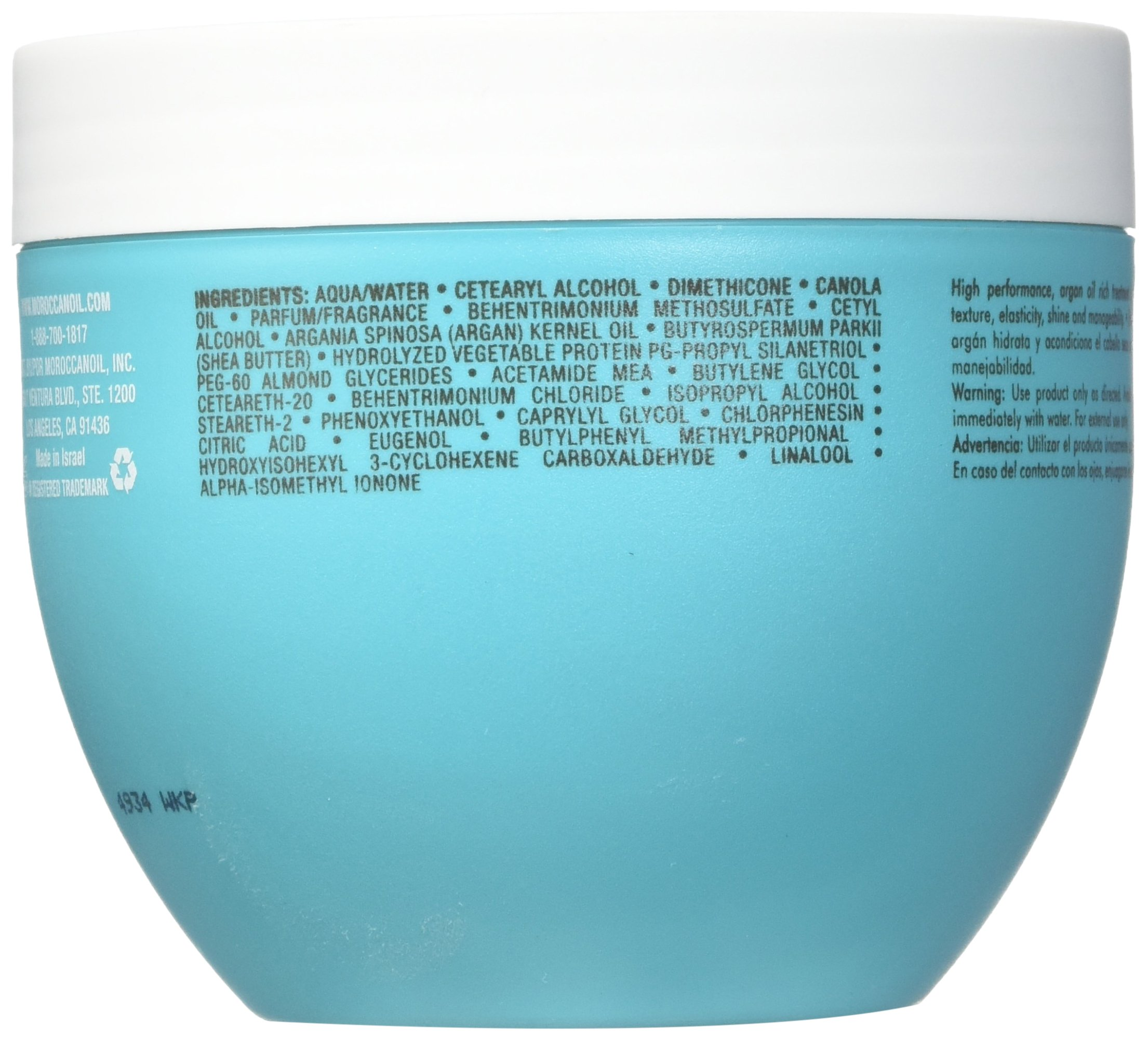Moroccanoil Weightless Hydrating Mask, 16.9 Fl. Oz. by MOROCCANOIL (Image #2)