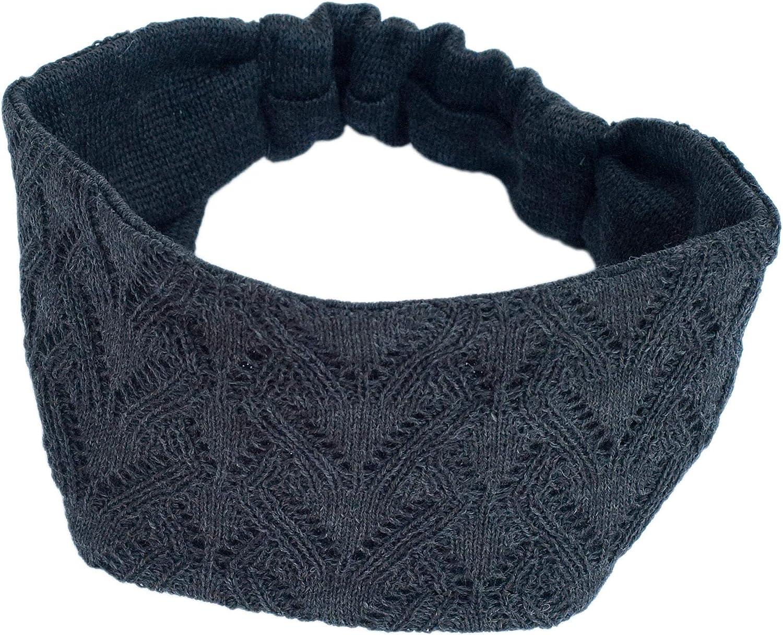 Merino Stirnband Marie Invero 100/% Wolle