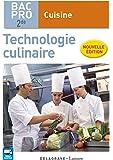 Technologie culinaire 2de Bac Pro Cuisine (2016) - Pochette élève