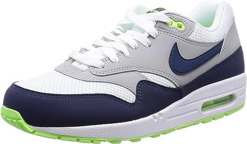   Nike 537383 140 Men AIR MAX 1 Essential White
