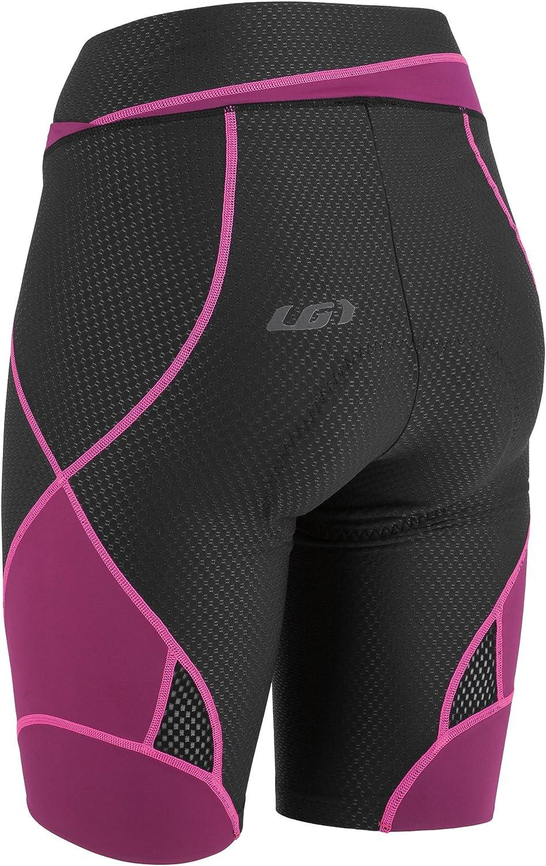 Louis Garneau Compression Womens CB Carbon 2 Padded Performance Bike Shorts