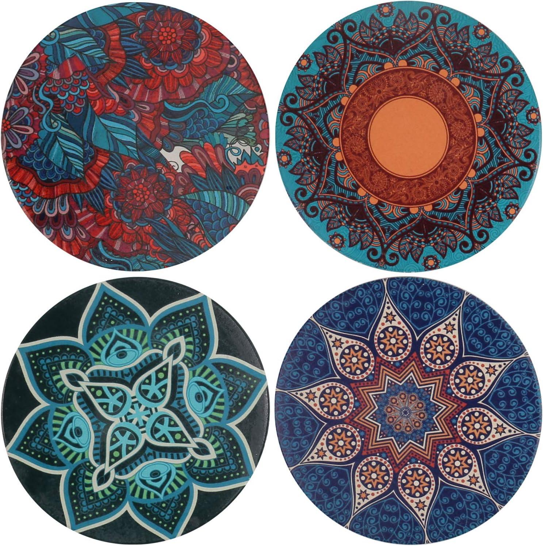 Set# 3 x4 Ceramic Coasters