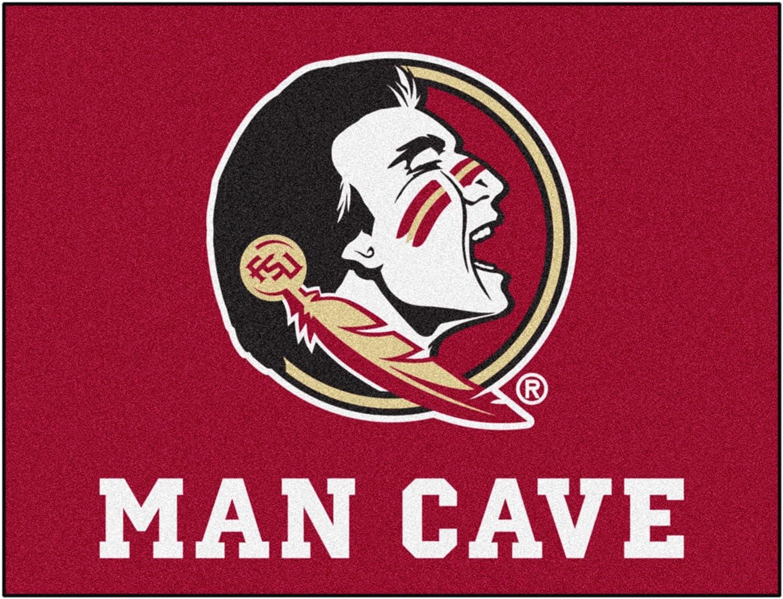 FANMATS 14697 University of Tennessee Nylon Universal Man Cave All-Star Mat