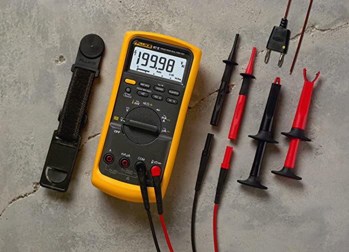 A must-have multimeter for every electrician in the field