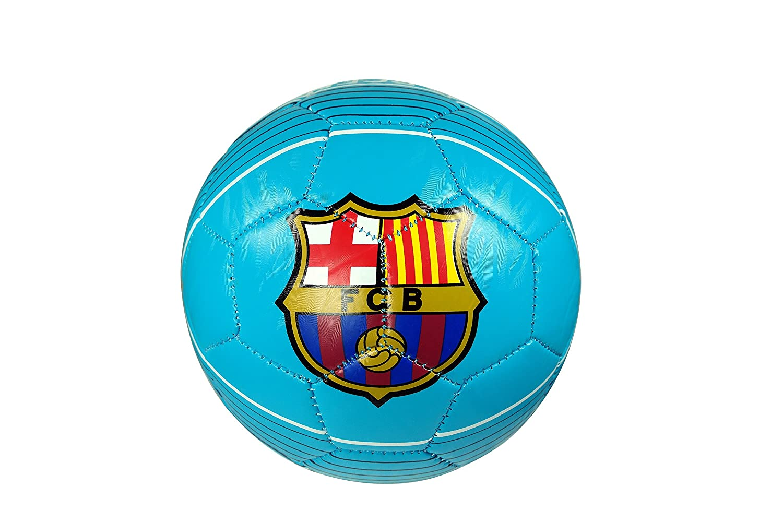 FCバルセロナAuthentic Official Licensedサッカーボールサイズ2が02 – 2 B076K6HD9J