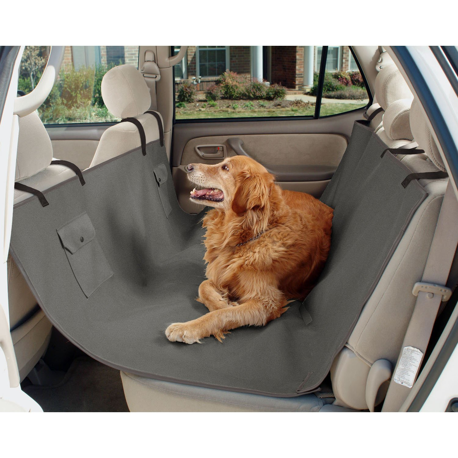 TRAVEL HOUND Hammock Seat Cover, Durable, Polyester Material