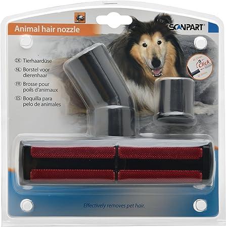 Scan Part 1190000103 - Boquilla universal de aspiradora para pelo de animales, diámetro de 35 mm: Amazon.es: Hogar