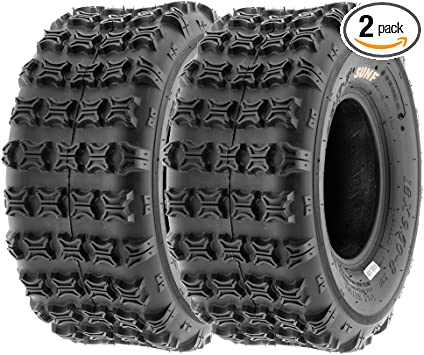 20x10-8 20x10x8 ATV UTV All Trail AT 6 Ply Tire A003 by SunF