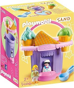 Playmobil Cubo Heladería Juguete geobra Brandstätter 9406: Amazon.es: Juguetes y juegos