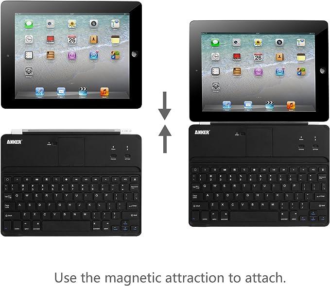 Anker 98APIPAD Ultra-Slim Bluetooth Keyboard
