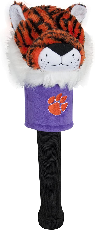 Team Effort Clemson Tigers Mascot Headcover - Sock : Sports & Outdoors