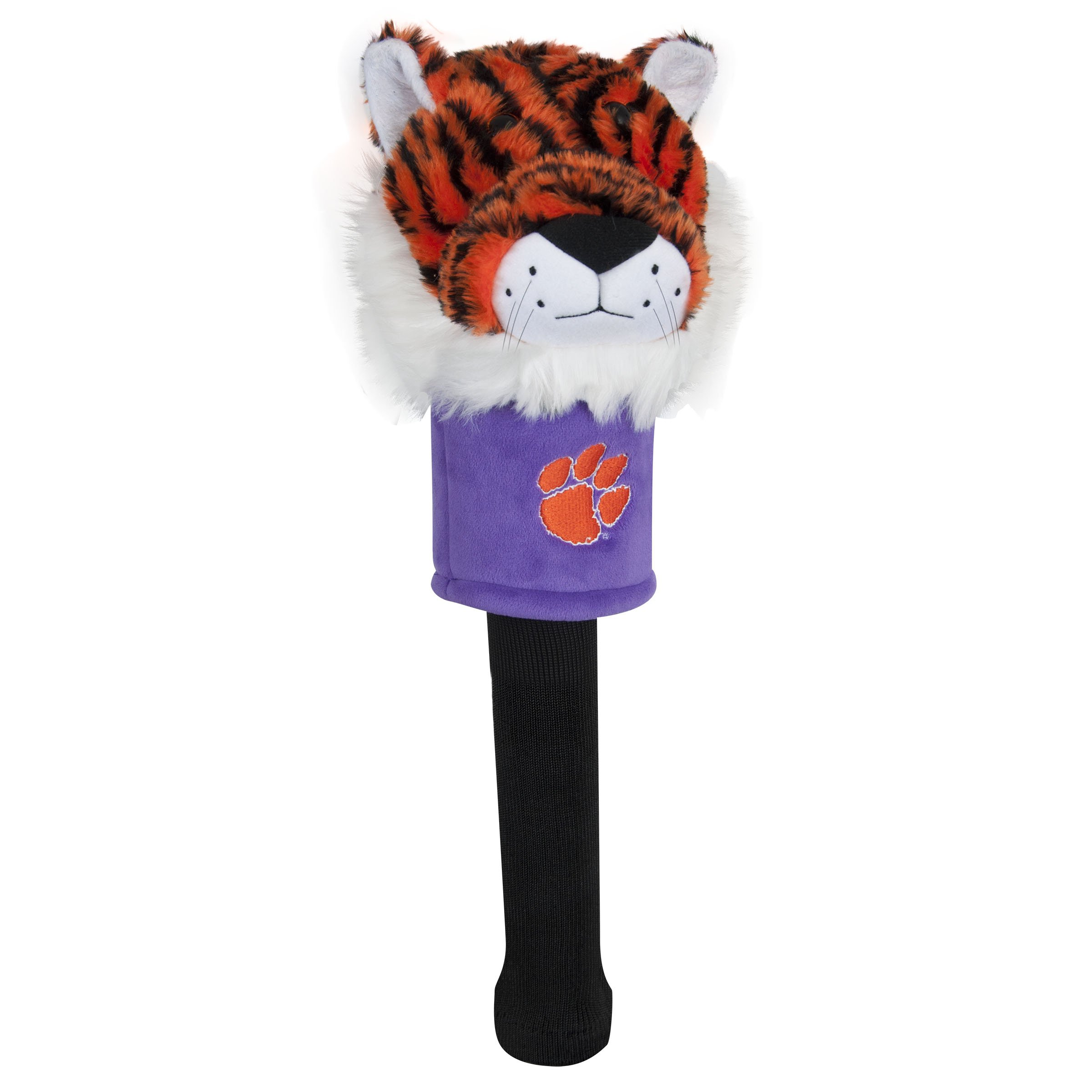 Team Effort Clemson Tigers Mascot Headcover - Sock