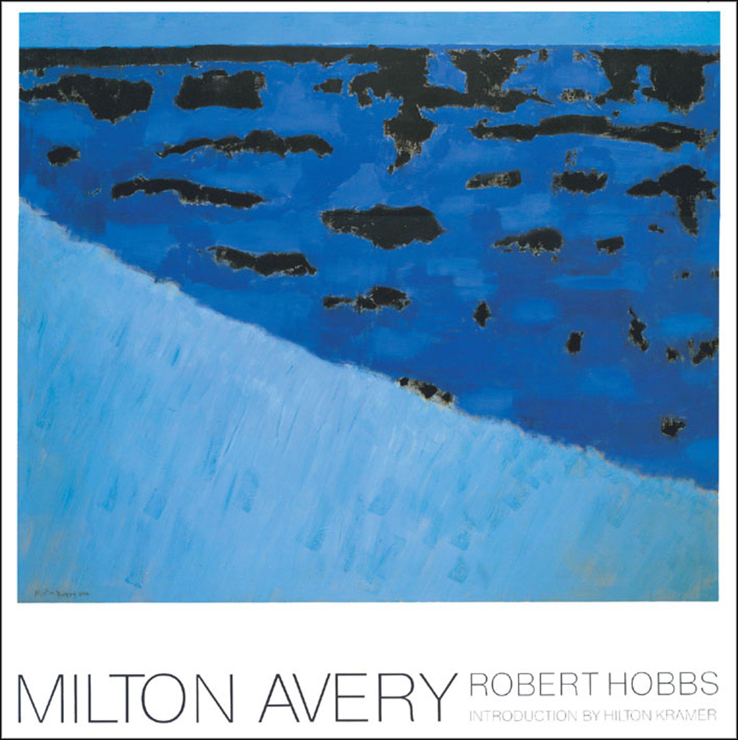 amazon milton avery robert carleton hobbs history