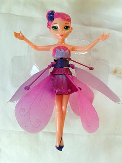 Buy Beautiful Amazing Toy Flutterbye Fairy Flying No Base Required