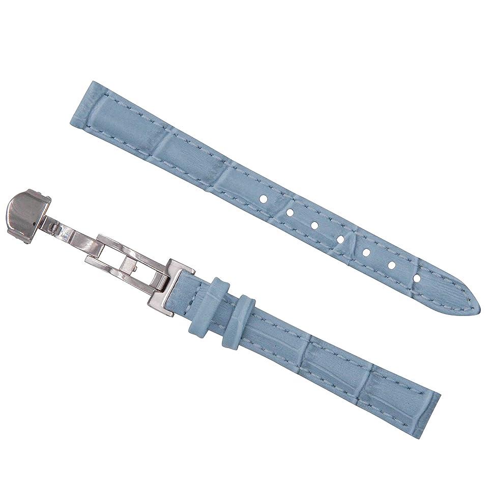 フリンジ早熟修理工[BASIS+] 腕時計 ベルト 3連 弓カン 無垢 ステンレス ブレスレット 交換