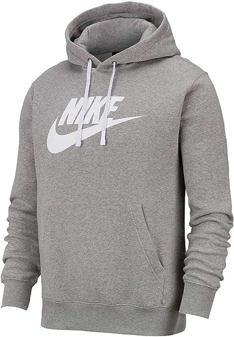 Nike M NSW Club Hoodie Po BB Gx Sweat Shirt Homme: