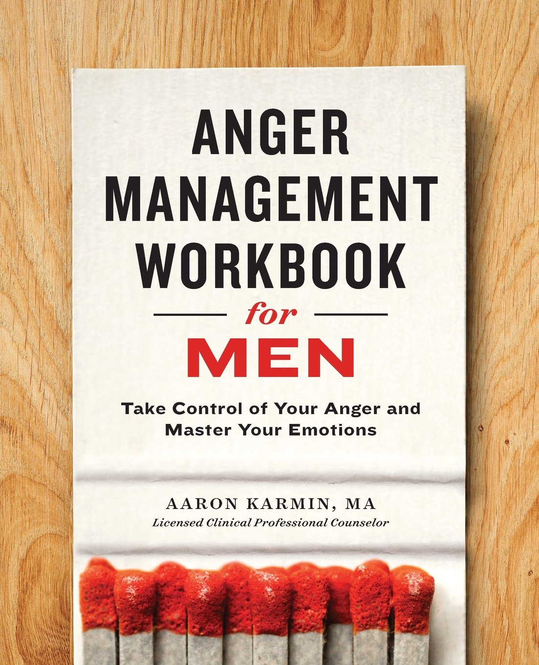 Amazon.com: Anger Management Workbook for Men: Take Control of Your ...