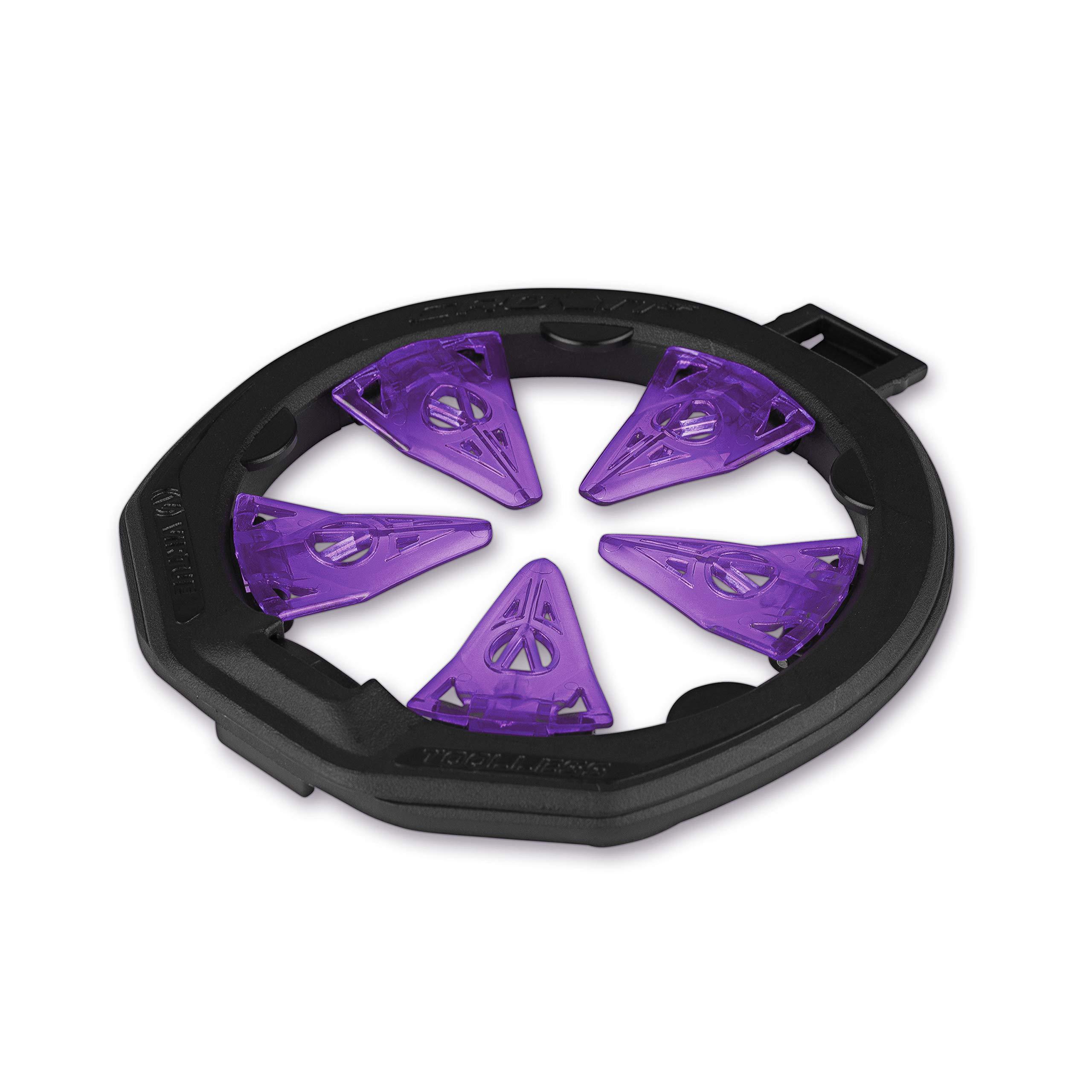 Virtue Paintball Spire III/280/IR CrownSF II Loader/Hopper Speedfeed - Purple by Virtue Paintball