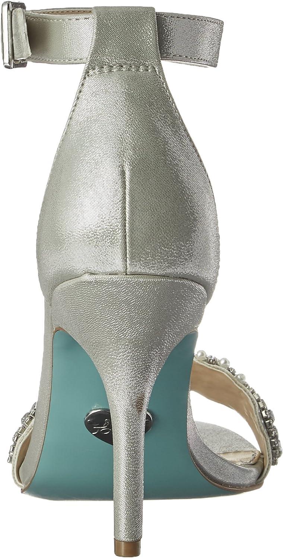 Betsey Johnson Womens Sb-gina Dress Sandal