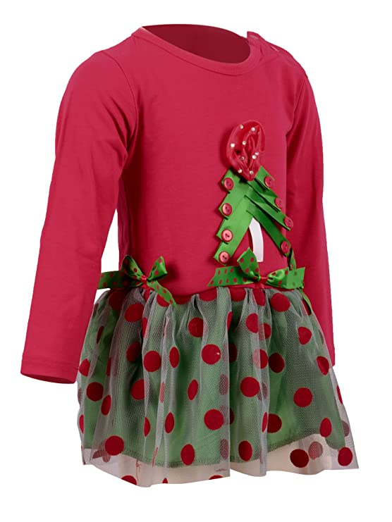 Kids Christmas Dress Party Dress