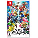 Super Smash Bros. Ultimate - Nintendo Switch - Standard...