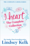Lindsey Kelk 8-Book 'I Heart' Collection: Hilarious, heartwarming and relatable: escape with this bestselling romantic comedy boxset