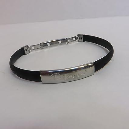 7c52f8ef61ef8 Amazon.com : iRenew Bracelet 2 Pack (Black 2 Pack) : Sports & Outdoors