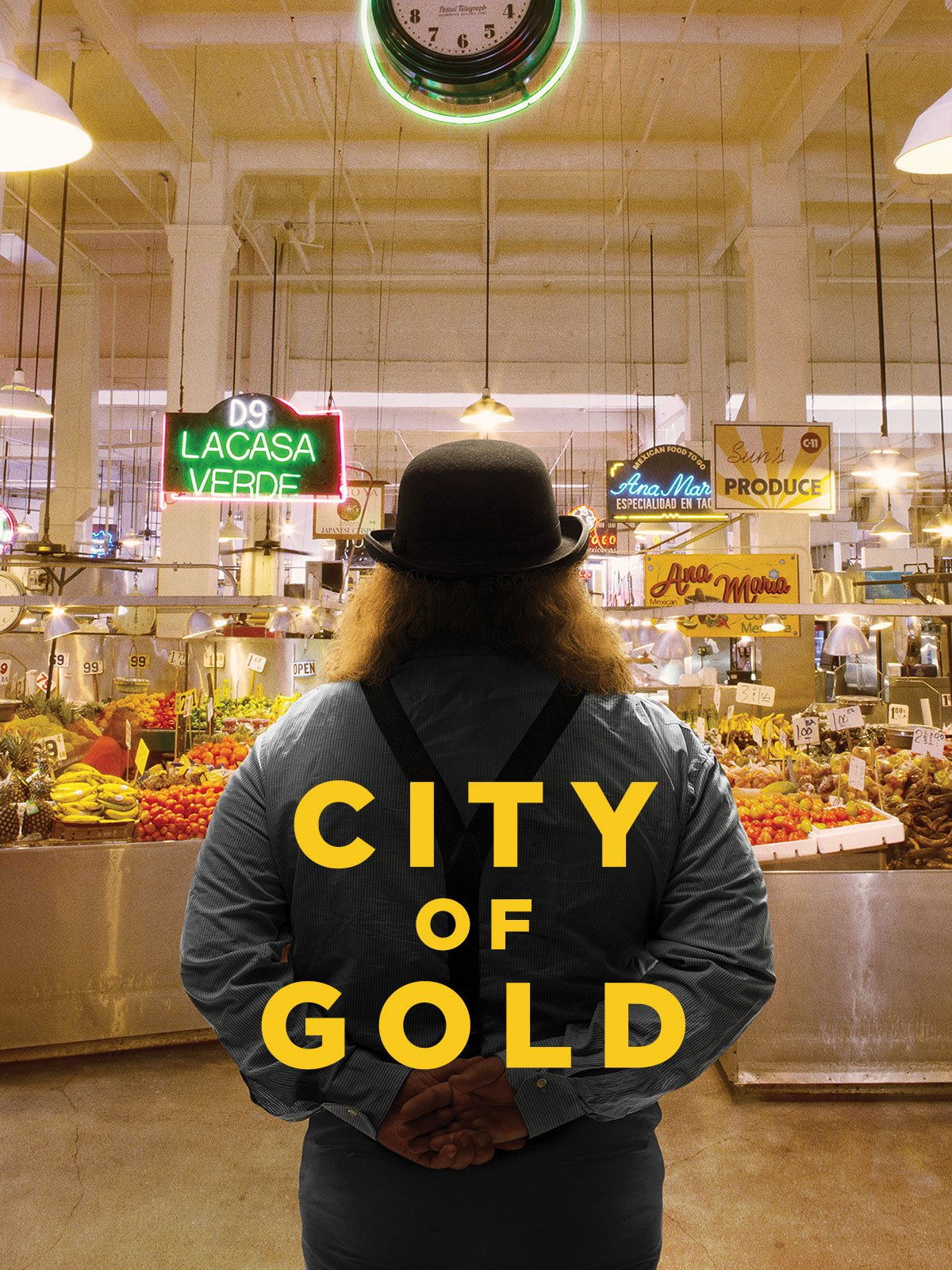 City of Gold by