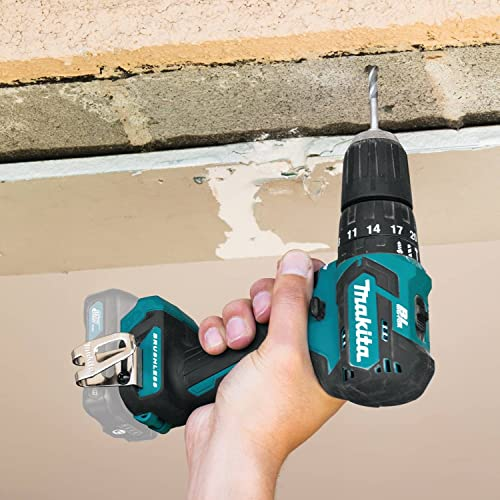 Makita PH05Z 12V max CXT Lithium-Ion Brushless Cordless 3 8 Hammer Driver-Drill, Tool Only
