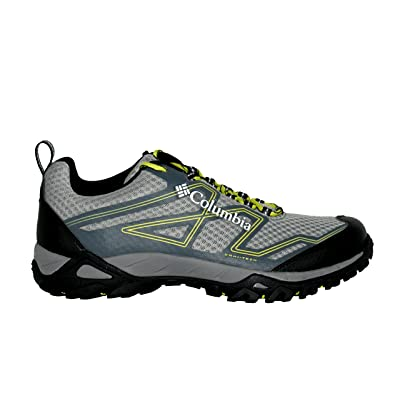 Columbia Men's Pine Bluffs Waterproof Athletic Techlite Sneakers Shoes (11.5) | Hiking Shoes