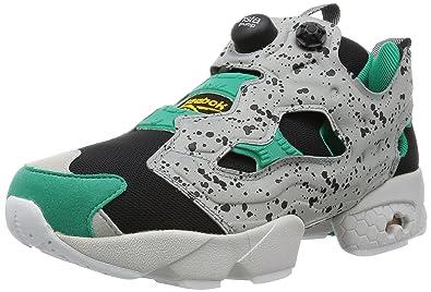 best website 395d5 2ac80 Reebok Instapump Fury SP Mens Running Trainers Sneakers (5 M US Big Kid,  Black