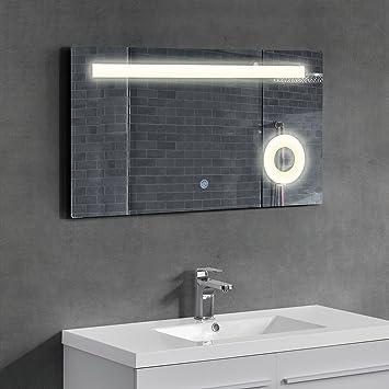 neu.haus] Design Miroir du mur Miroir de salle de bains avec ...