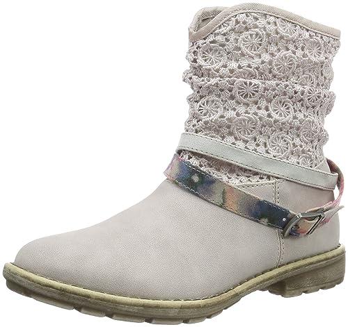 Oliver 45600, Botines para Niñas, Rosa (Dusty Pink 547), 33 EU: Amazon.es: Zapatos y complementos