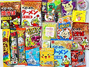 Bundle 21 pieces Assorted Japanese Candy Snack Ramune Chocolate snack & Konpeito of Nanohana 50g