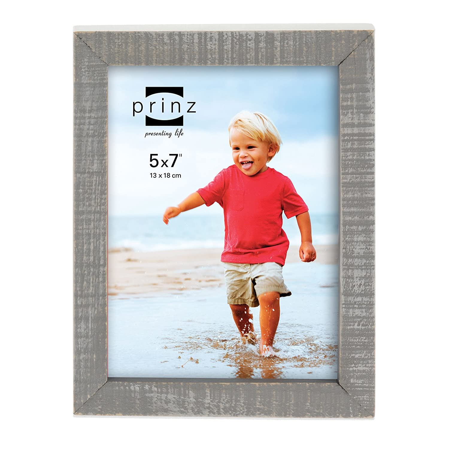 Prinz Inch Frame4 Distressed By 6 Madison Wood Solid m0wyPvN8nO