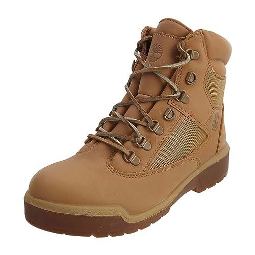 1b49a97df906 Timberland Field 6 Inch Waterproof Men s Boots Natural tb0a1kt7 (8.5 D(M) US