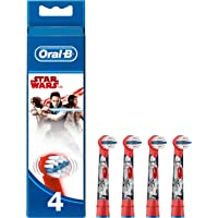Oral-B Stages Power Star Wars Electric Toothbrush Replacement Heads 4pk