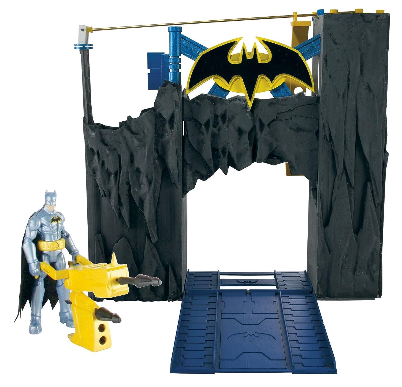 Batman Power Attack Blast and Battle Batcave Play Set   B007RDGFJ8
