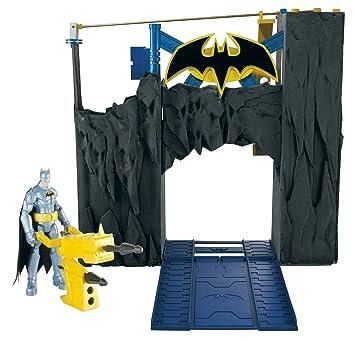 Batman Attack W7220 Blastamp; With Playset Figure Batcave Power Battle CeoWQBdxr